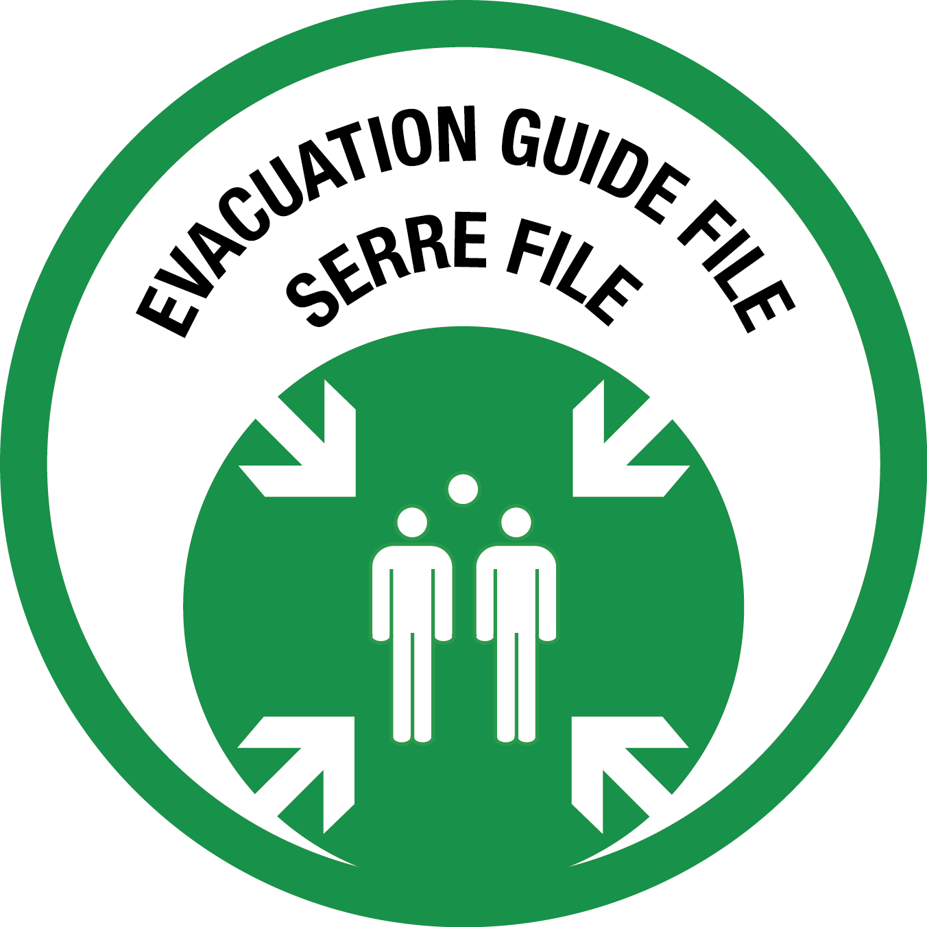 Formation guide file et serre file